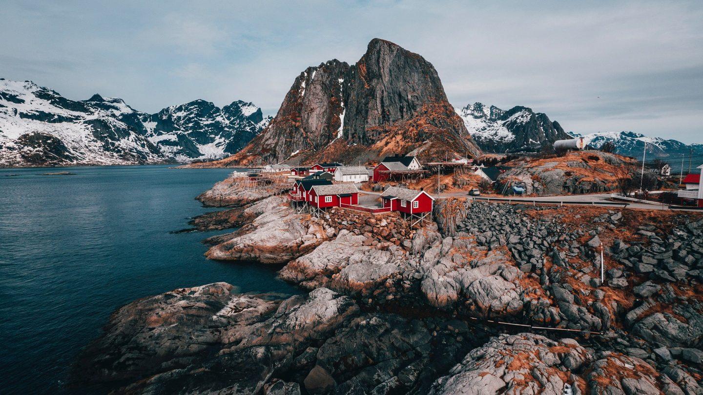 Norwegens Küste streckt sich meilenweit und verbirgt viele kulinarische Schätze.