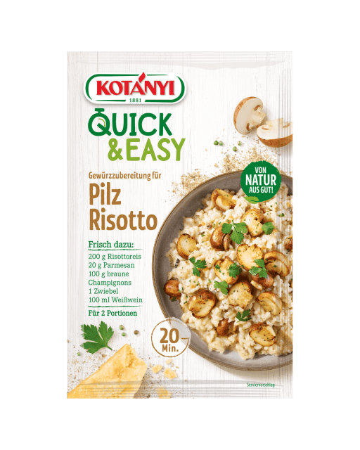 3700015 Quick And Easy Pilz Risotto At Min
