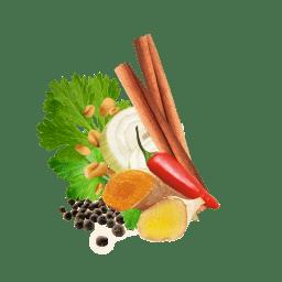 Inhaltsstoffe der One Pot Couscous Pfanne