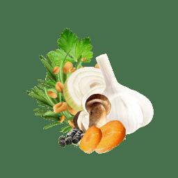 Inhaltsstoffe des Pilz Risotto