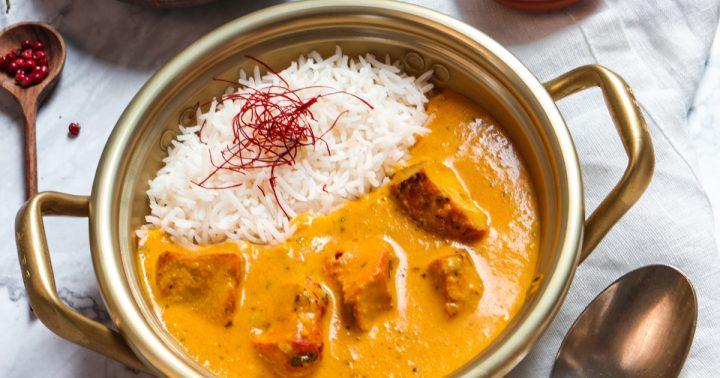 Das Quick Easy Coconut Chicken Curry ist einfach und lecker.