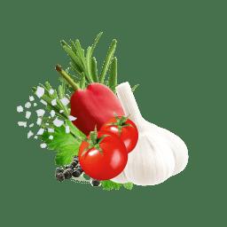 Inhaltsstoffe der Zucchini Pfanne mit Huhn